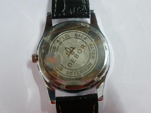 """... ตั้งประชด """" นาฬิกา DEBOR สวย ๆ บอดี้กลม สายหนัง """" ..."""
