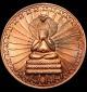 เหรียญท้าวพังพการ วัดมะม่วงขาว เนื้อทองแดง สวยๆ