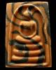 สมเด็จแพ 5 พัน พร้อมบัตรรับรอง ฝังตะกรุดทองคำ เงิน นาค เนื้อลายเสือ สวยกริบ เชิญชมครับ
