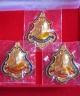 เหรียญปาดตาลชุดกรรมการ หลวงพ่อฟู วัดบางสมัคร เนื้อทองแดงกะหลั่ยทองลงยา ปี56
