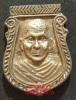 หลวงพ่อแช่ม วัดดอนยายหอม เหรียญหล่อหน้าเสือ เนื้อทองผสม เสาร์ห้า ปี36 (1)