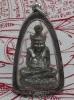รูปหล่อปู่สิงห์สมิงพราย หลวงปู่กาหลง เขี้ยวแก้ว รุ่นแรก  เนื้อเงินพดด้วง / อรัญ304