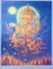 ภาพพิมพ์พระพิฆเนศ เทพแห่งความสำเร็จ ปี2546 พร้อมลายเซ็นต์สด อาจารย์เฉลิมชัย ขนาด 63.8 X 49 ซม.