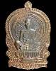 เหรียญหลวงพ่อคูณ รุ่นนั่งพานชนะมาร ปี 2537  เนื้อทองแดง  NO.4998 บล็อกสระอาเส้นฝอย(สวย)