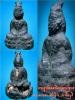 พระรูปหล่อพิมพ์พระพุทธ หลวงพ่อดำ วัดกุฏิ จ.ปราจีนบุรี