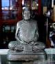 พระบูชาหลวงปู่ชอบ ฐานสโม ปี 2536 รุ่นเททอง วัดท่าแขก