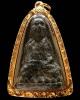หลวงปู่ทวด วัดประสาท ปี 06 เลี่ยมทอง พร้อมบัตรรับรอง พิมพ์ใหญ่ จัมโบ้ เนื้อดำ สวนคม เชิญชมครับ