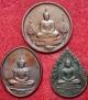 ชุดเหรียญพระแก้วมรกต 3 ฤดู หลัง ภปร. ฉลองกรุงรัตนโกสินทร์ 200 ปี ในปี2525 บล๊อกนิยม