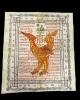 ผ้ายันต์หลวงพ่อมุ่ย วัดดอนไร่ จ.สุพรรณบุรี ปี 2511