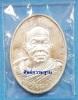 เหรียญ หลวงปู่เหรียญ วรลาโภ รุ่น เกษมทรัพย์ ปี 40 เนื้อเงิน ไม่ผ่านการใช้ หายาก สวยแชมป์
