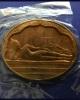 17.เหรียญพระนอน หลัง ภปร. พิธีใหญ่วัดโพธิ์ ฉลองในหลวงพระชนมายุครบ 5 รอบ พ.ศ. 2530 ซองเดิมๆ