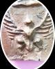 หลวงพ่อมุ่ย วัดดอนไร่ พระเนื้อดินพิมพ์ทรงครุฑ ปี 2508 จ.สุพรรณบุรี